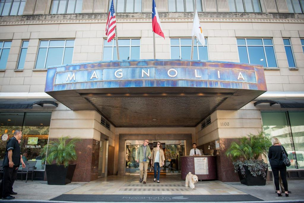 Magnolia Hotel Houston A Tribute Portfolio Hotel