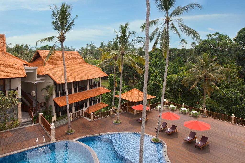 Best Western Premier Agung Resort Ubud In Bali Room Deals