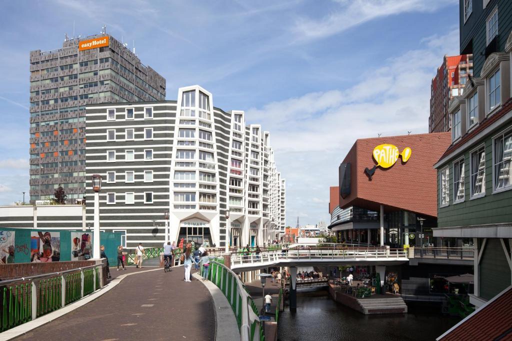Easyhotel Amsterdam Zaandam Amsterdam Parhaat Tarjoukset Agoda Com