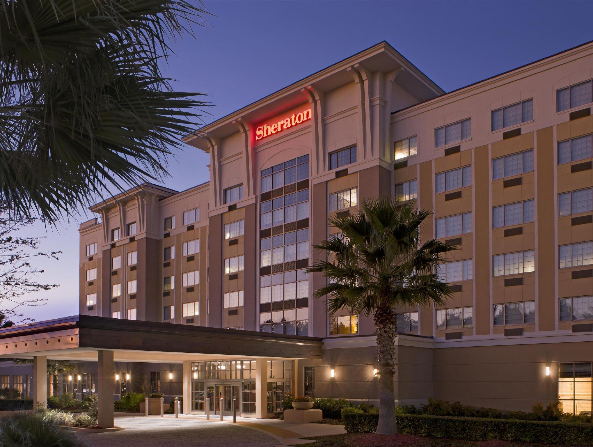 Sheraton Jacksonville Hotel In Jacksonville Fl Room
