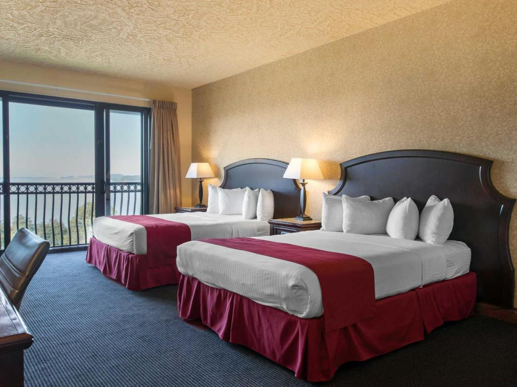 Veure totes les 60 fotos Shoreline Inn and Conference C, an Ascend Hotel Collection Member