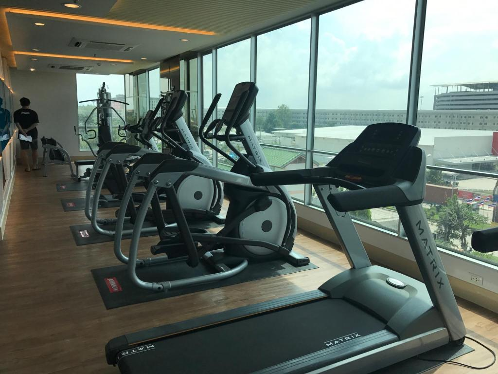 Fitness center Supalai Vista Lamchabang