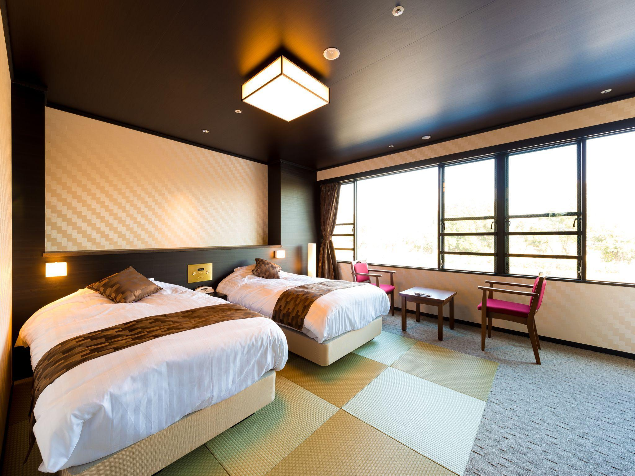 Japanese Twin Bed Room Non-Smoking