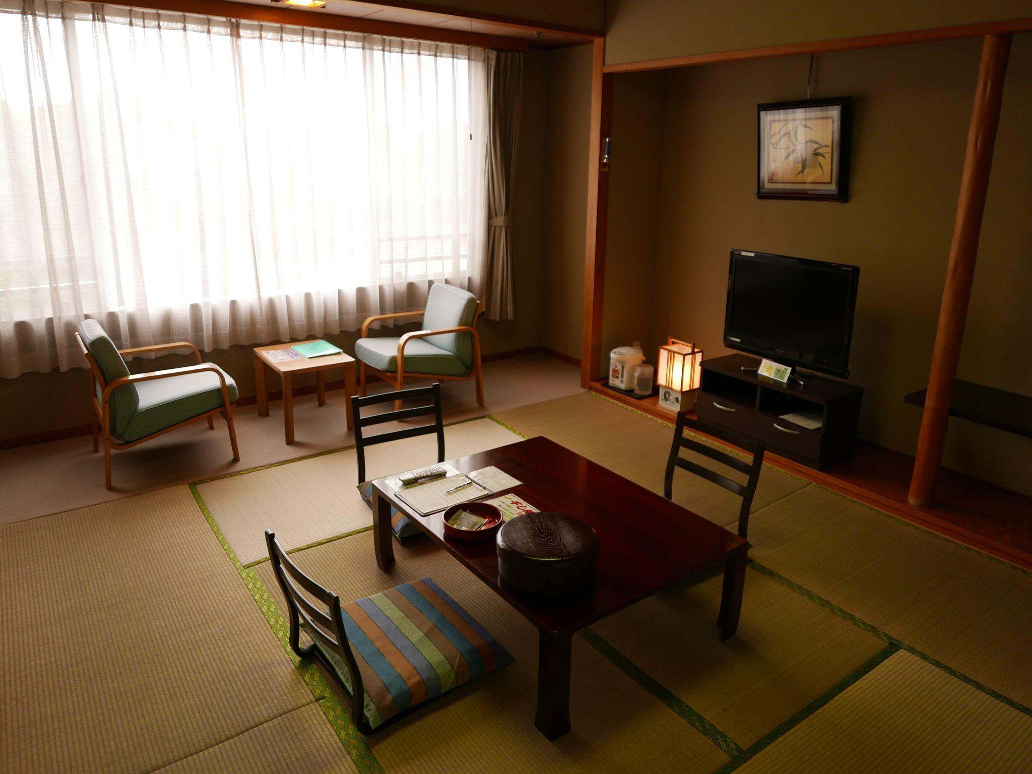 Japanese Style Room with 8 Tatami - Non-Smoking