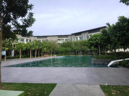 Swimming pool [outdoor] Borneo Coastal Residence @ Imago Mall
