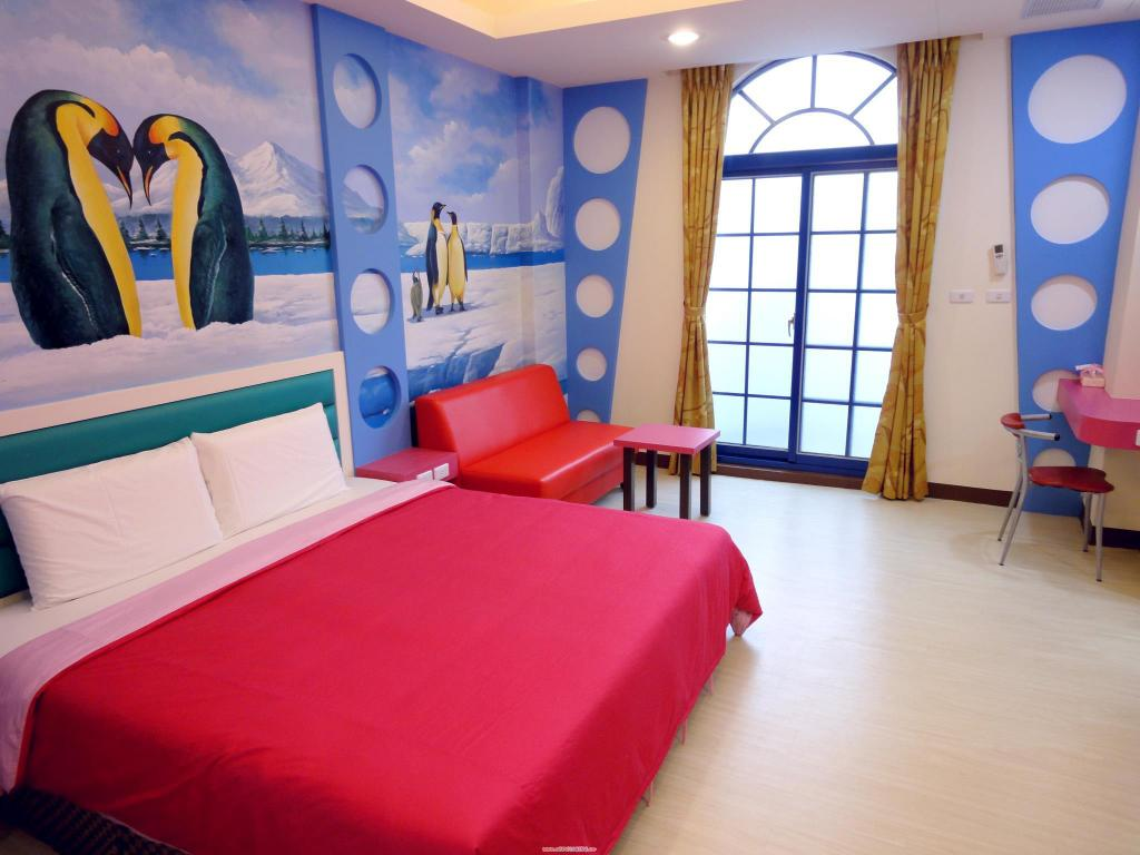 Double Room for 2 People - Bed SHIP-HOUSE Bed&Breakfast