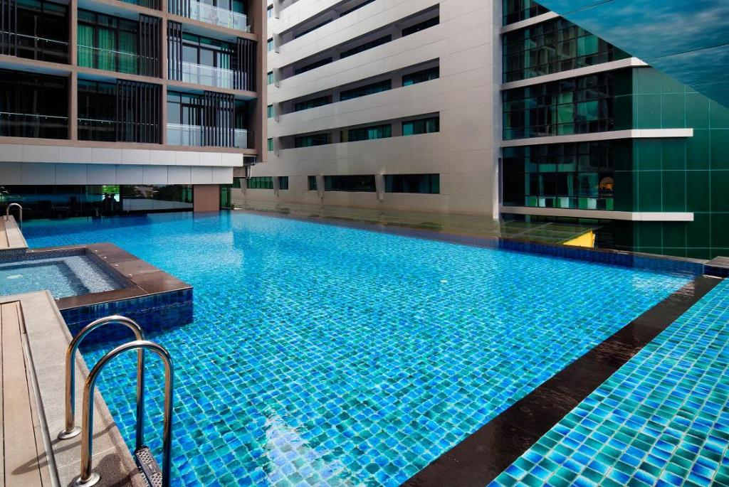 Swimming pool THE KLAGAN @ RIVERSON HOTEL & RESIDENCE