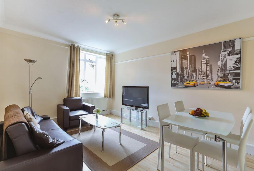 Spacious 1-bed flat  at Paddington - Hyde Park