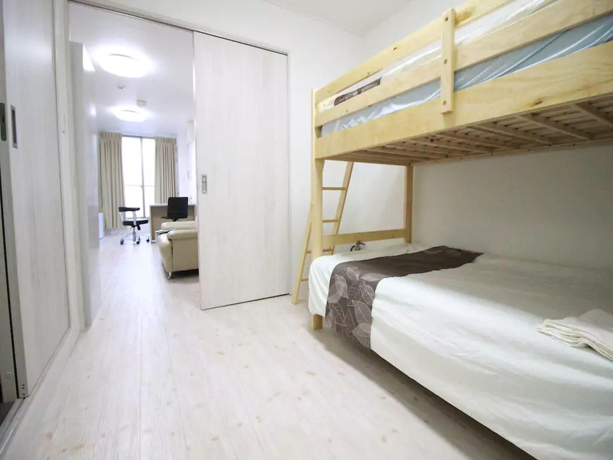 BB 3 Bedroom Share House In Tamatsukuri 2F 4F