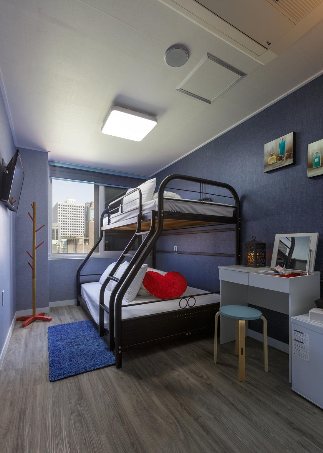 Triple - Bunk Bed Style