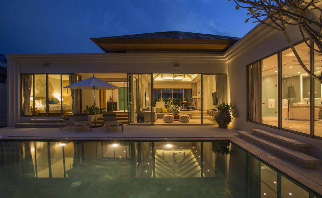 室內裝潢 Villa 777 Phuket Private Pool Villa