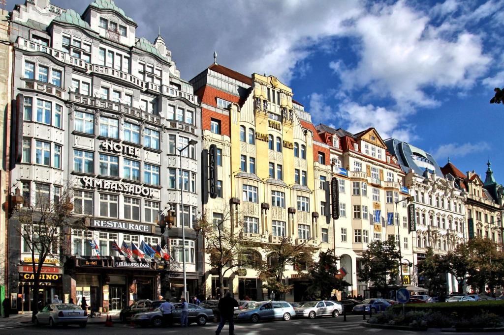 209f1a4de9 TOP Hotel Ambassador Zlatá Husa (TOP Hotel Ambassador Zlata Husa ...
