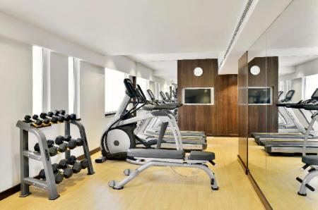 Fitness center Fairfield by Marriott Kathmandu
