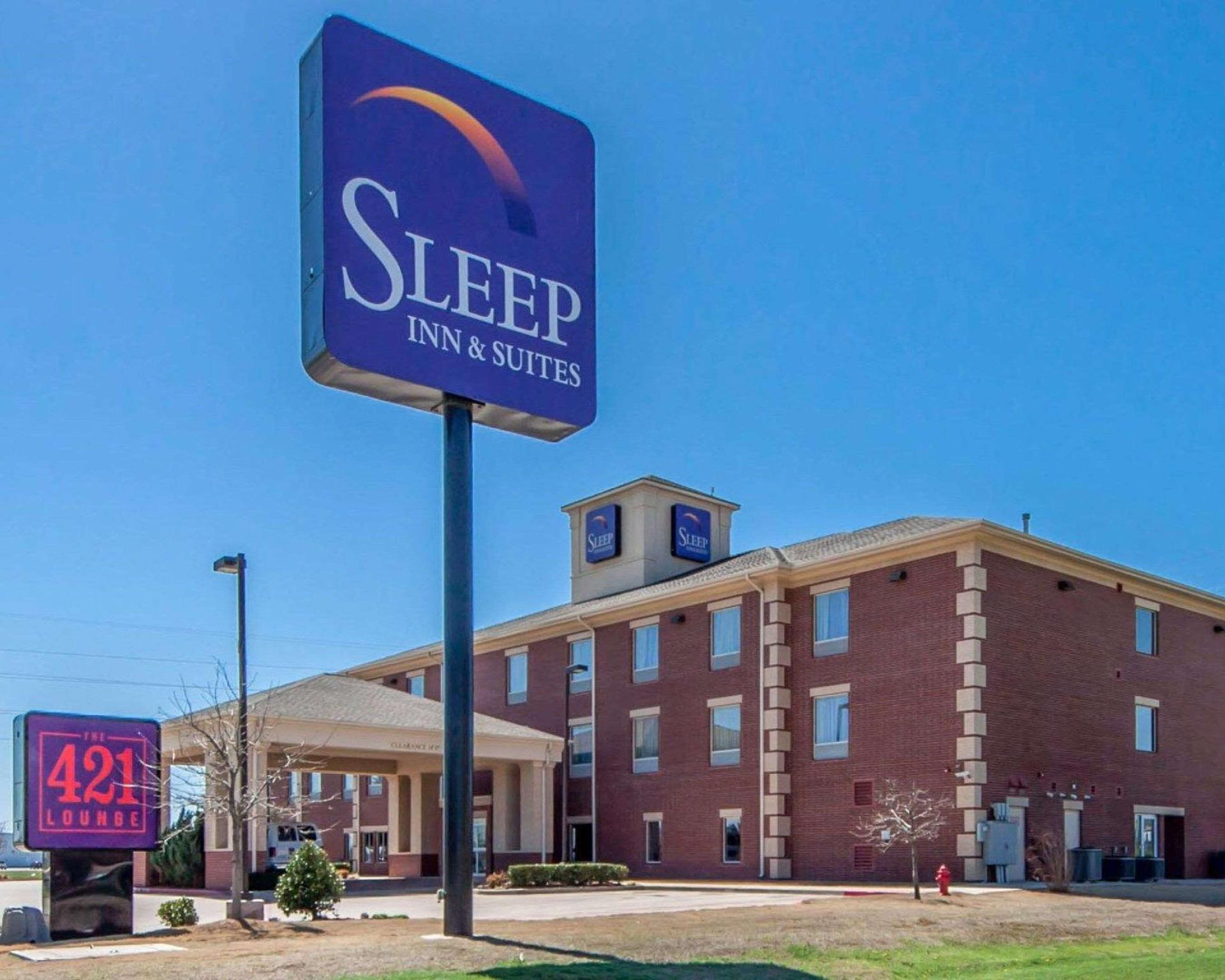 Sleep Inn And Suites Lawton In Lawton Ok Room Deals