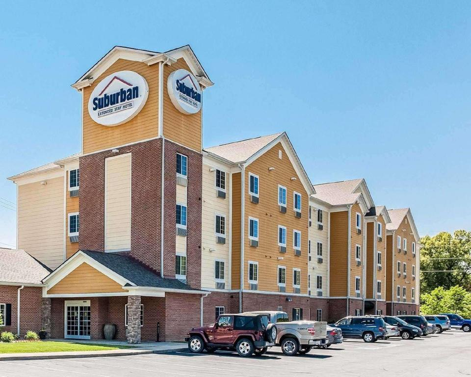 Suburban Extended Stay Hotel South Bend In