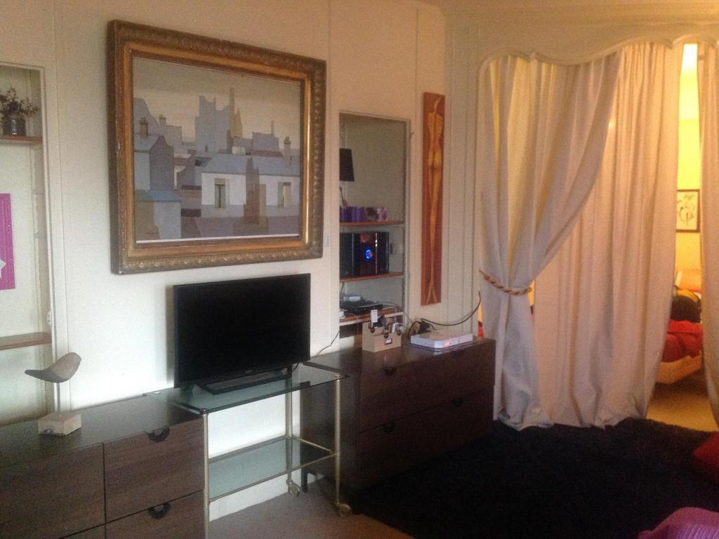 Vedere interior Chic One Bedroom Apartment in Champs Elysses