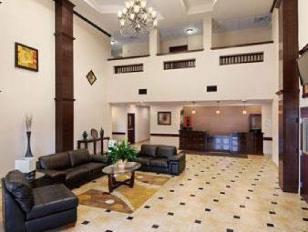 Lobby Super 8 Nacogdoches