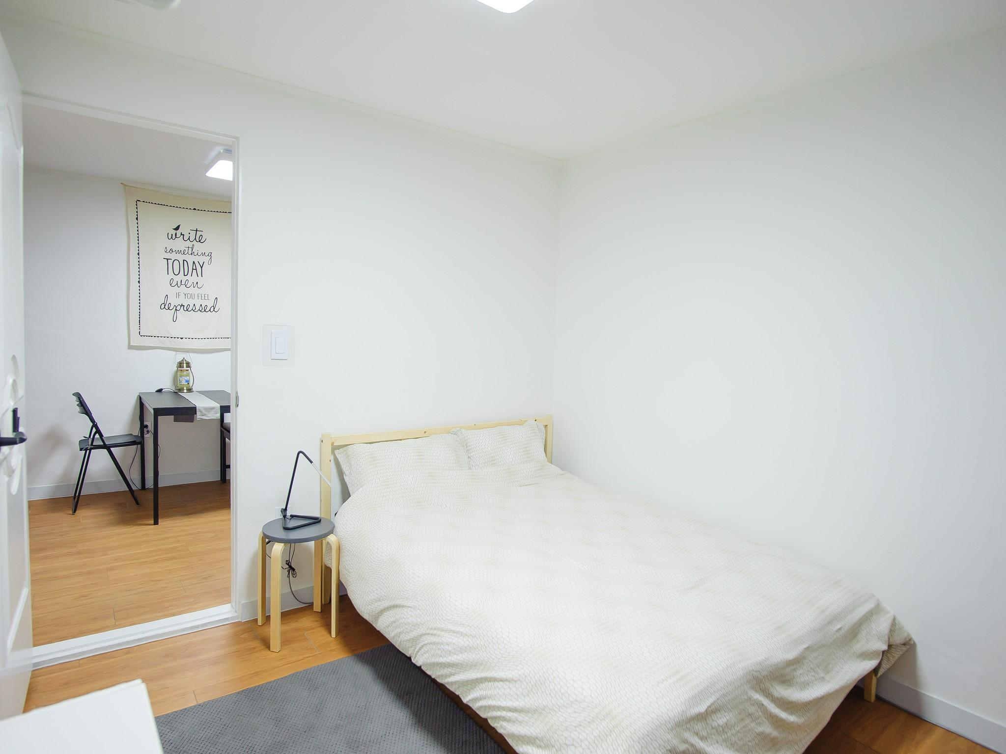 Jamsil Comestay My Double Bed Single Bed Room Entire House Seoul Deals Photos Reviews