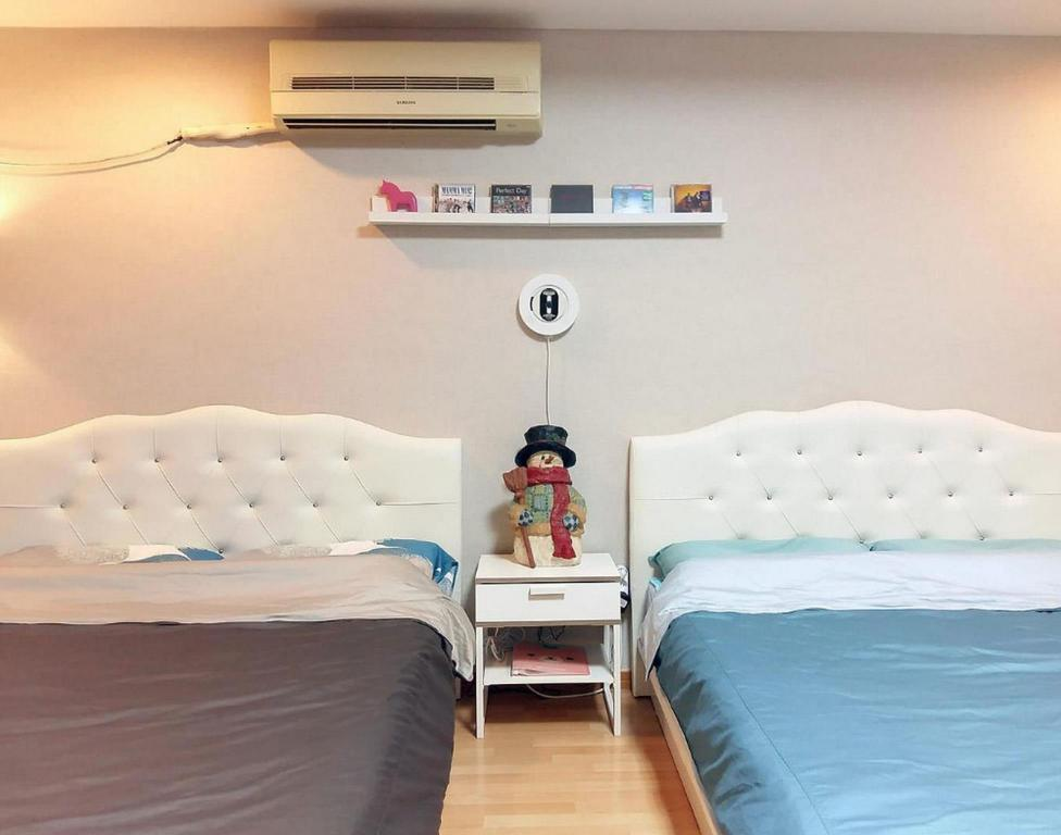 Bed Hongdae Home Sweet Home Exit 1A
