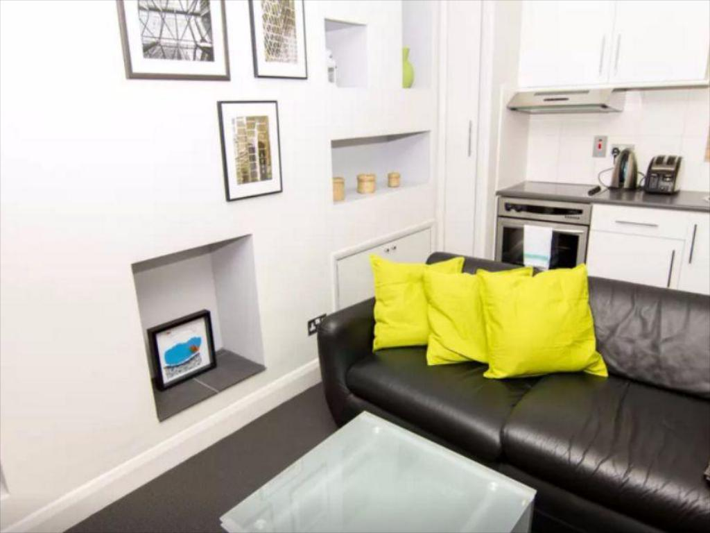 1BR Flat in St Paul's the Very Centre of London