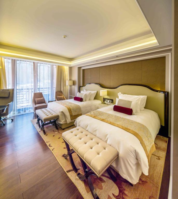 Deluxe Twin Grand Bay Hotel Beijing