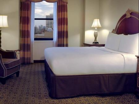 Executive 1 King Bed Hearing Accessible Hilton Chicago Hotel