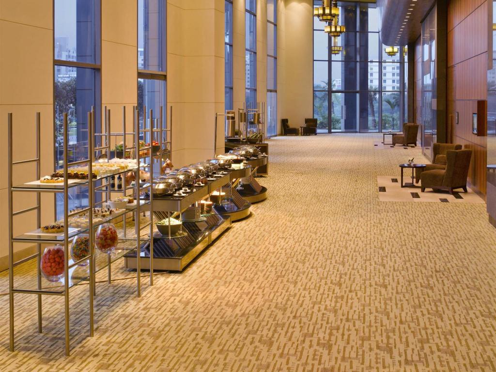 Interior view The Westin Pune Koregaon Park