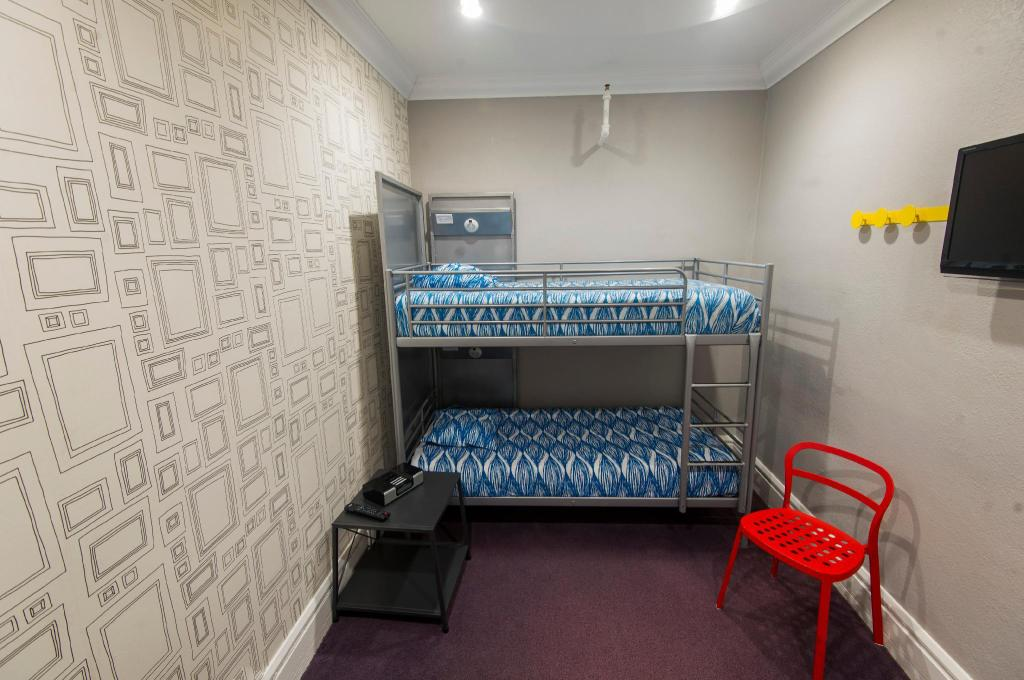Private Room with Bunk Bed - Bed