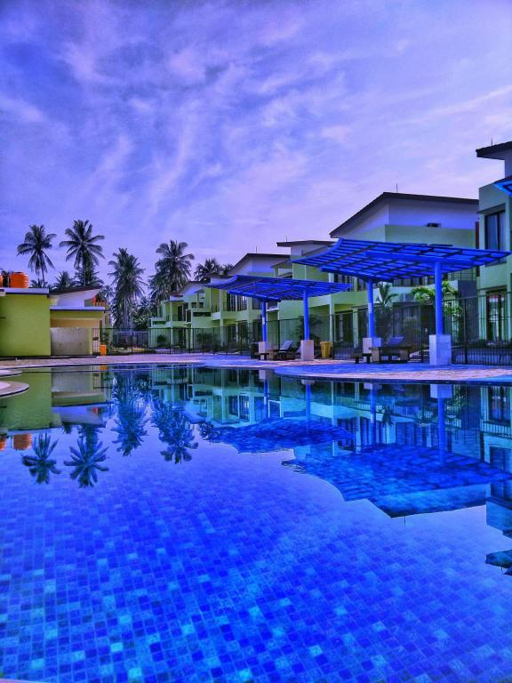 Sutanraja Villa Amurang Manado Indonesia