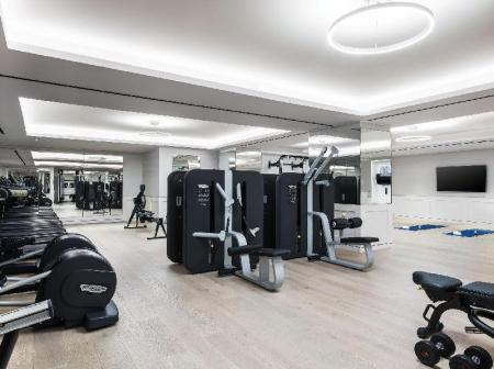 Fitness center The Langham- New York- Fifth Avenue
