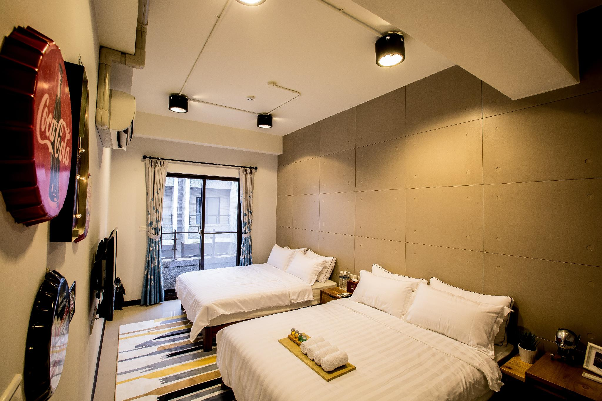 Chambre Double Confort ‒ Non-Fumeur (Comfort Double Room - Non-Smoking)