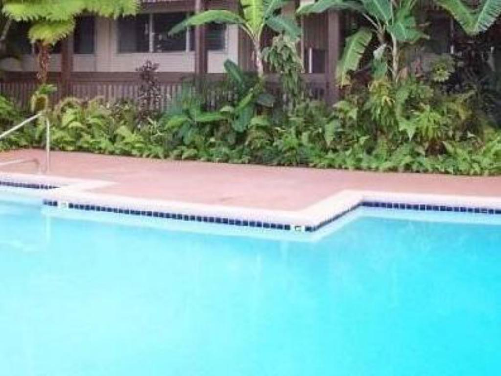 Swimming pool Wailua Bay View by CRH Condominium