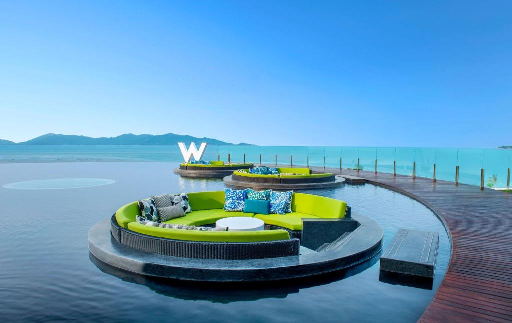 Facilities W Koh Samui