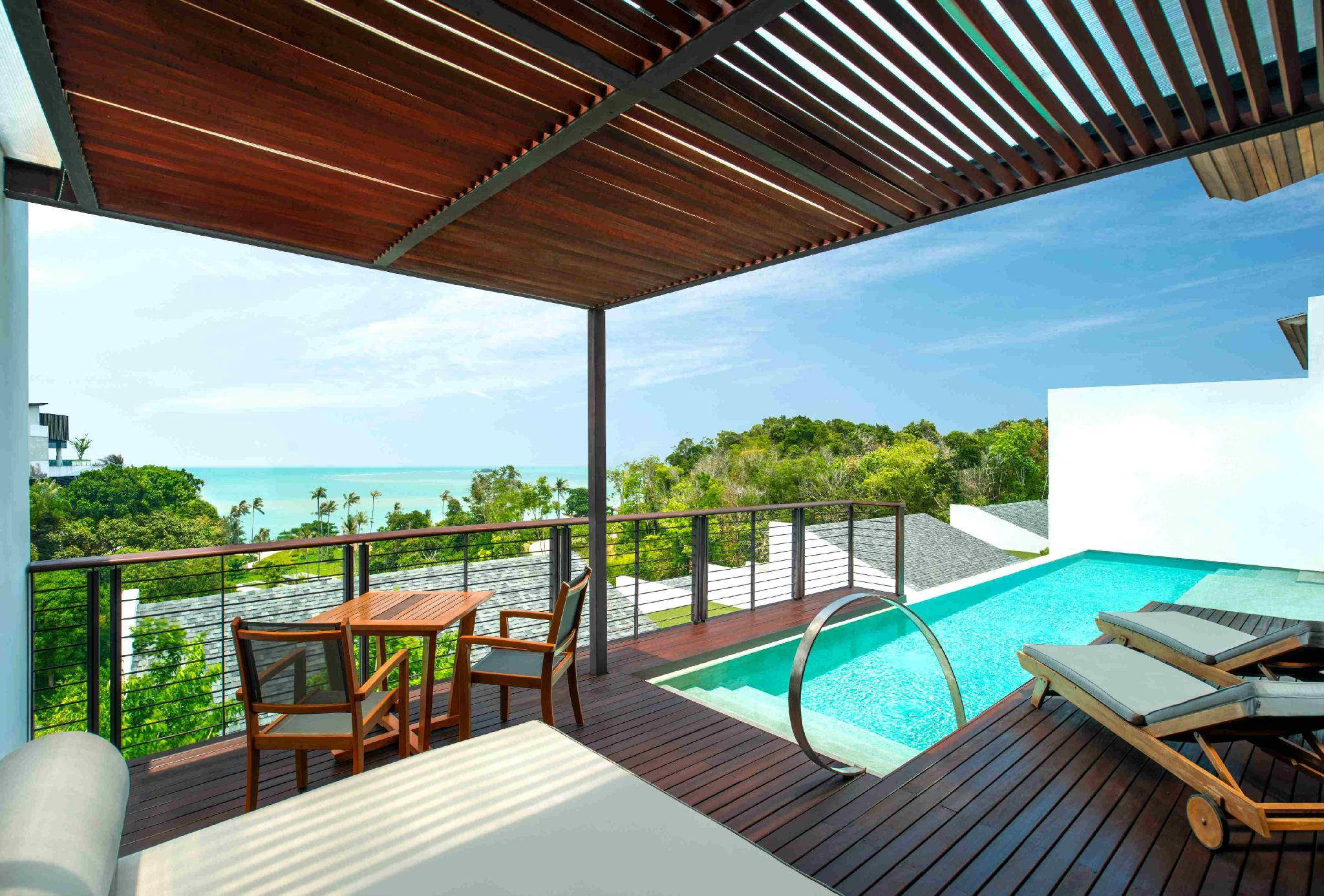 Ocean View Escape, Villa, 1 King, Ocean view, Private pool