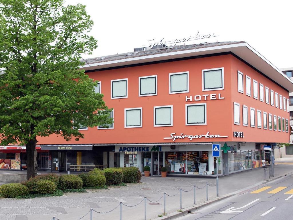 Best western hotel spirgarten in zurich room deals for Best hotel offers