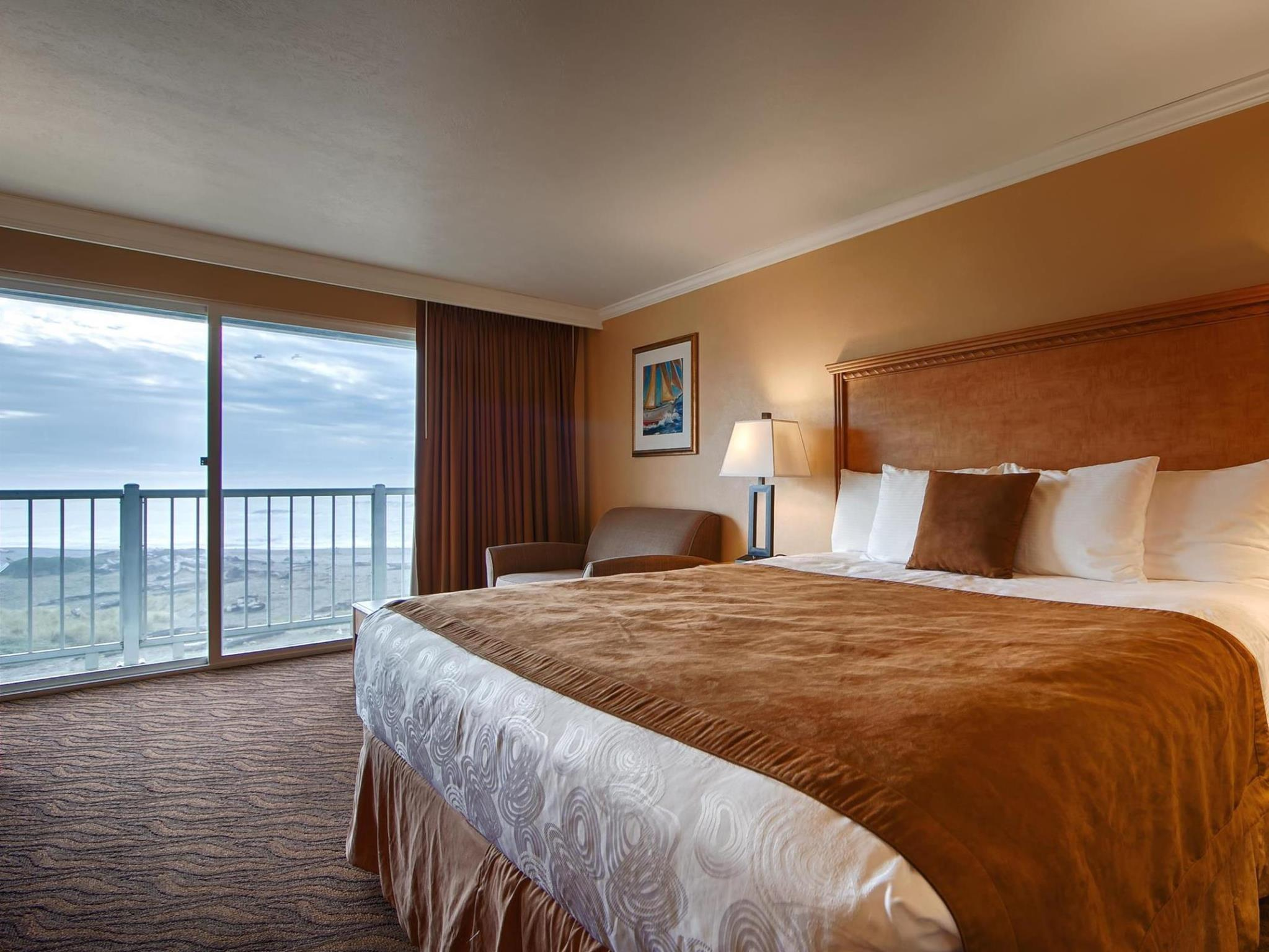 Ocean View 1 King Room