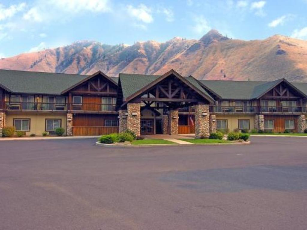 Best Western Salmon Rapids Lodge Hotel