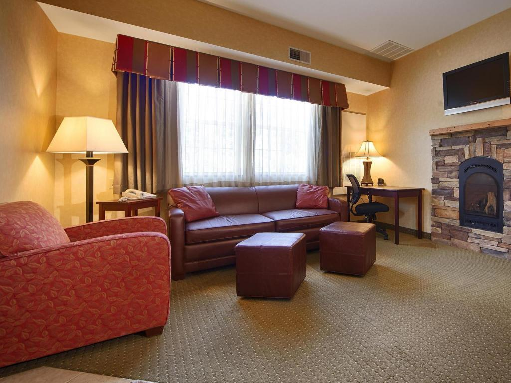 Unterkunft von innen Best Western Plus Ticonderoga Inn and Suites