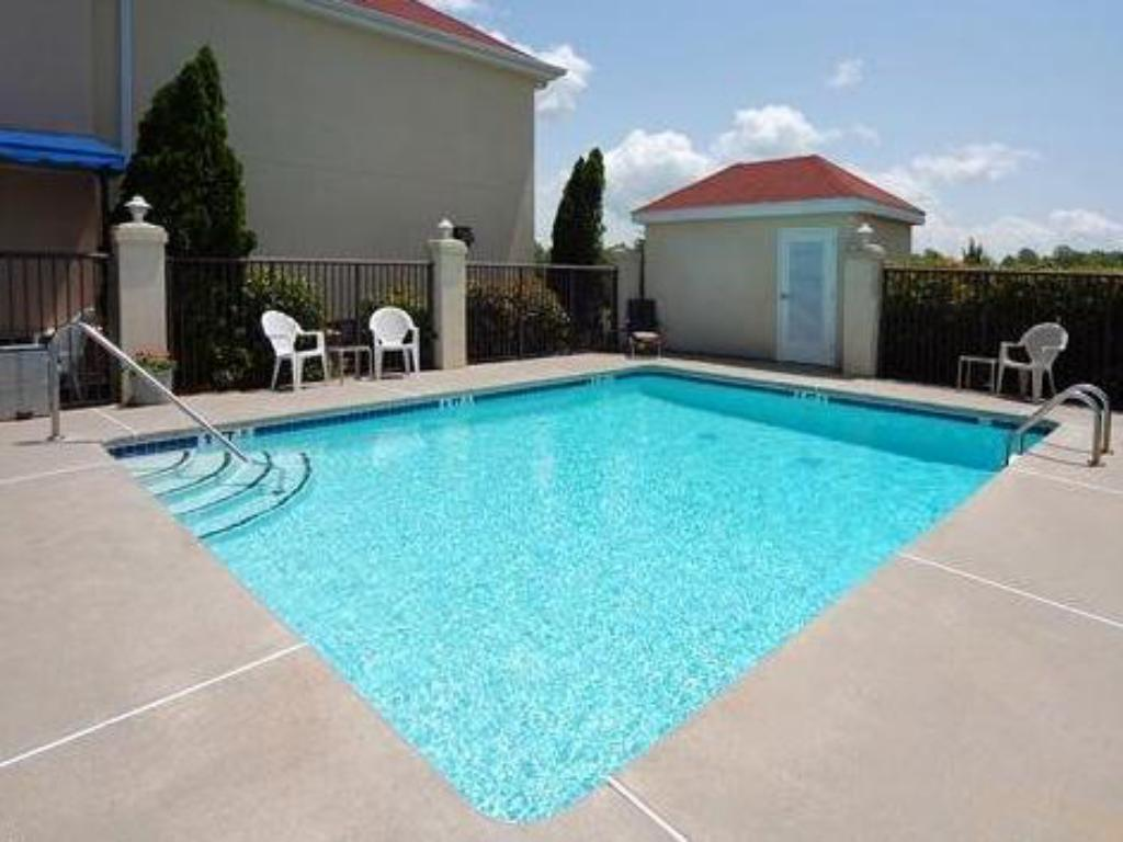 Swimmingpool Quality Inn & Suites Dawsonville