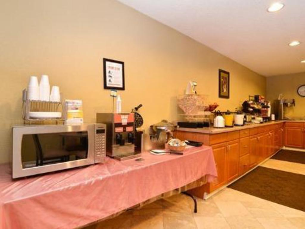 Coffee shop Luling Hotel