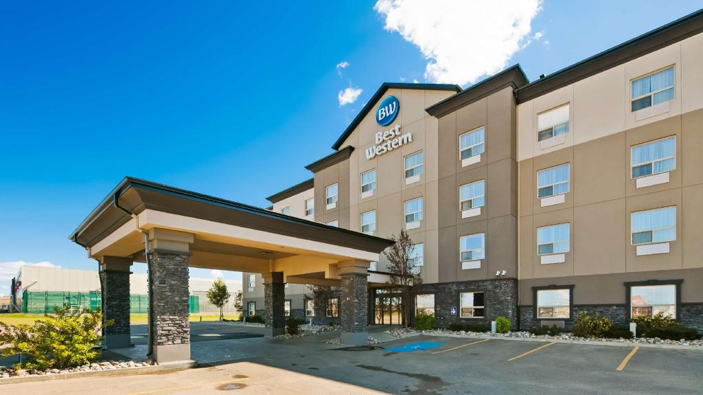 Best Western Wainwright Inn and Suites