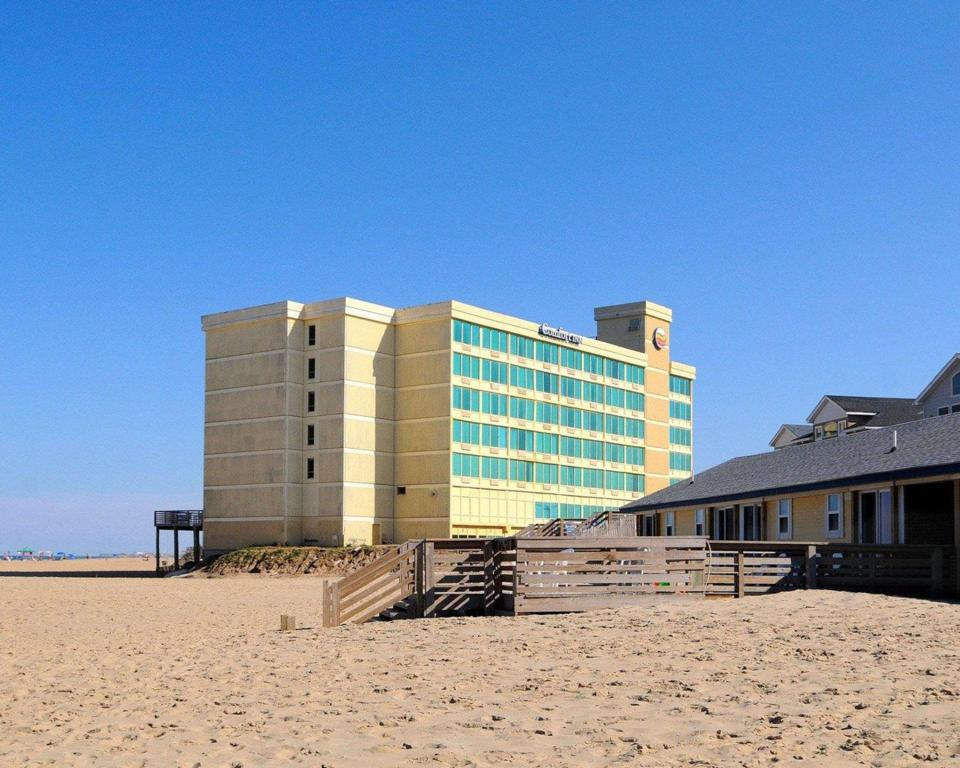 More about Comfort Inn South Oceanfront