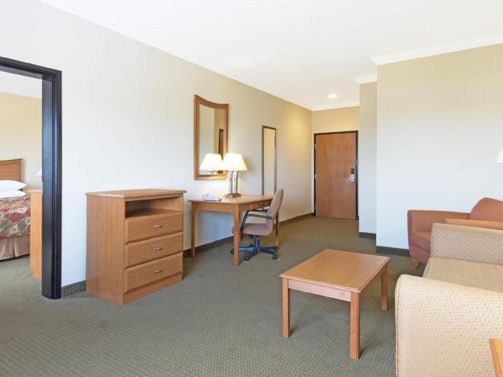 Vista interior Days Inn Copperas Cove