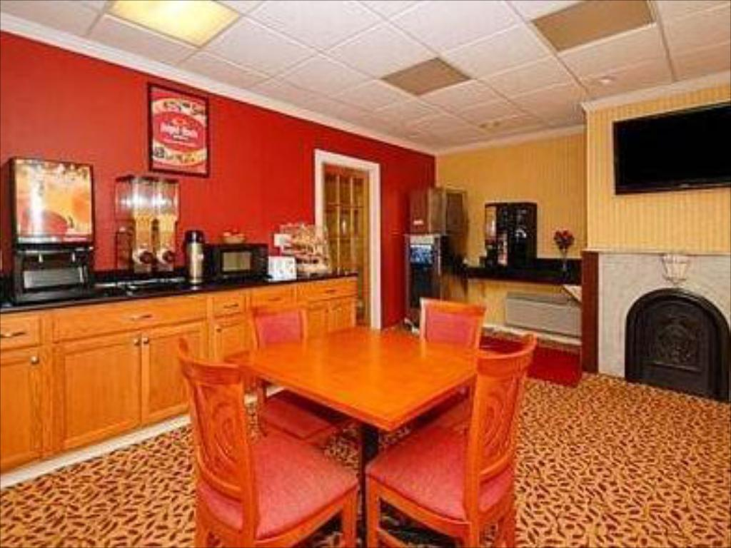 Coffee shop Econo Lodge