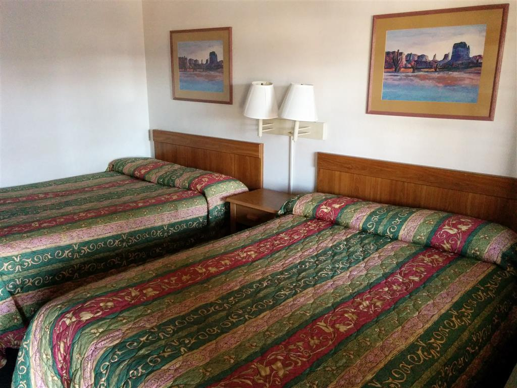 Double Room with Two Double Beds - Non-Smoking Economy Inn Safford