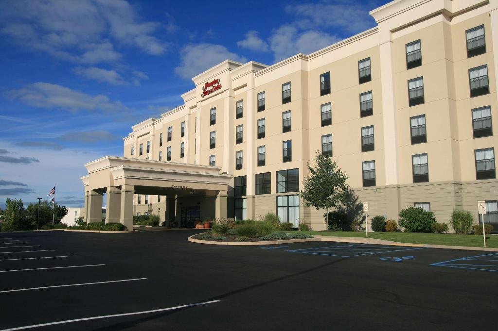 Hampton Inn and Suites Wilkes Barre Scranton