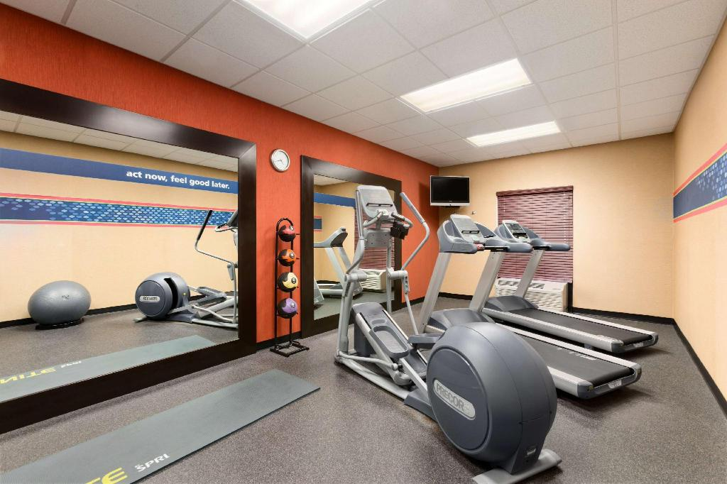 Fitness center Hampton Inn & Suites Opelika - I-85 - Auburn Area