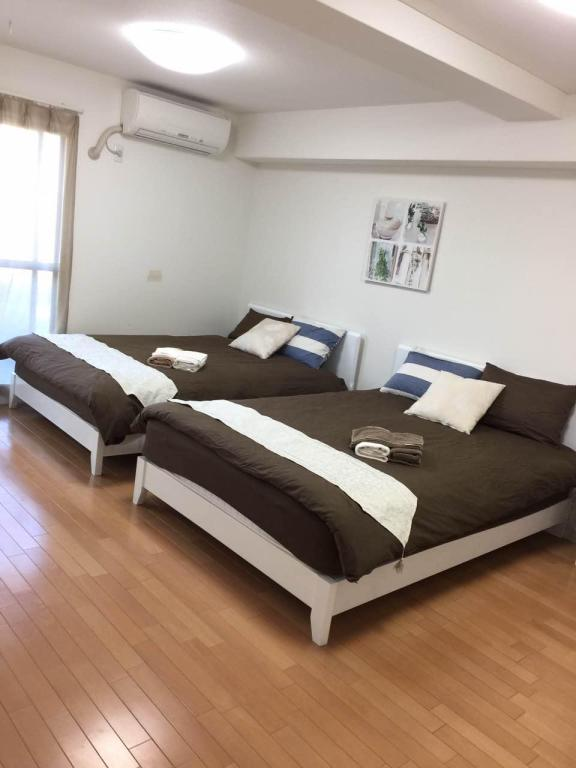 Lit AU 1 Bedroom Apartment in Shinsaibashi 10F
