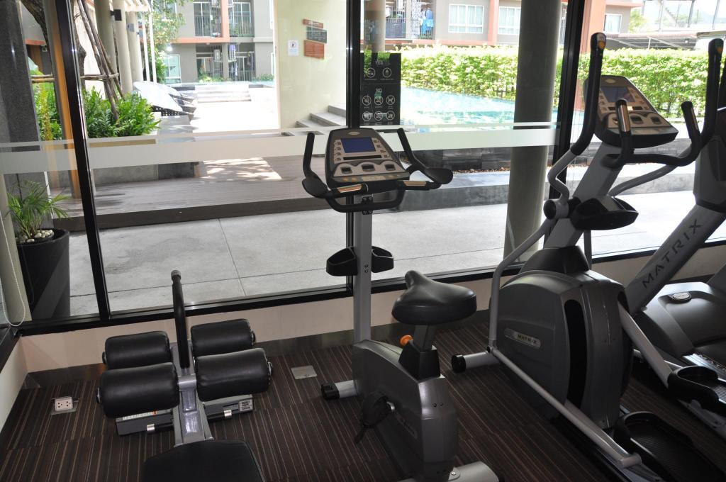 Fitness center D Condo Kathu-Patong - 121-198