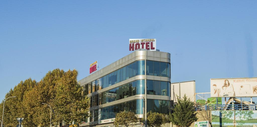 Vedere exterior Hotel Grand Istanbul Airport